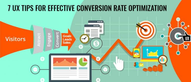 Conversion Rate Optimisation(CRO) – 7 Tips for Beginners