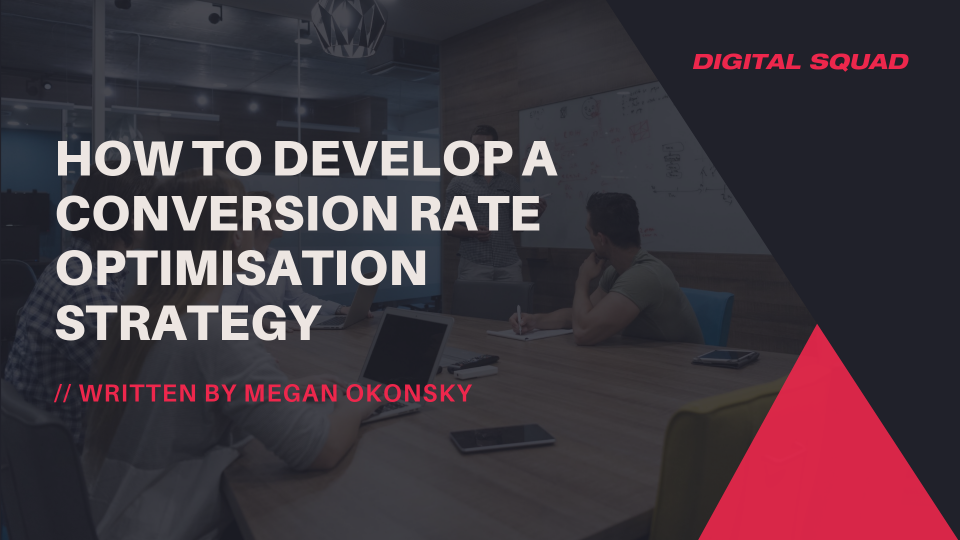 Rate Optimisation Strategy