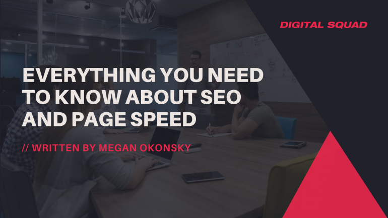 Everything You Need To Know About SEO and Page Speed