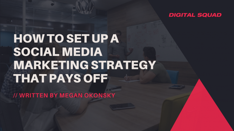 How To Set Up a Social Media Marketing Strategy That Pays Off