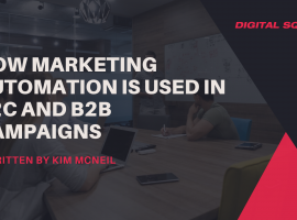 How Marketing Automation is Used in B2C and B2B Campaigns
