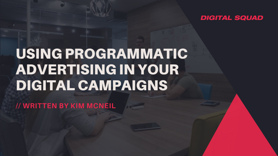 Programmatic Advertising Melbourne